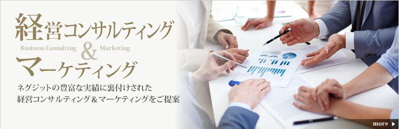 経営コンサルティング&マーケティング